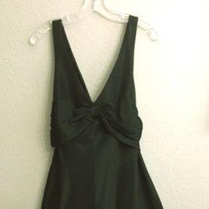 Nicole Miller Collection- Elegant Black Dress